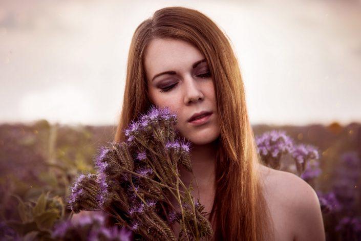Blütenfetzen / Svenja